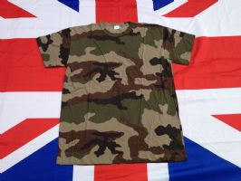 ## NEW ## ORIGINAL FRENCH F2 CAMO T SHIRT
